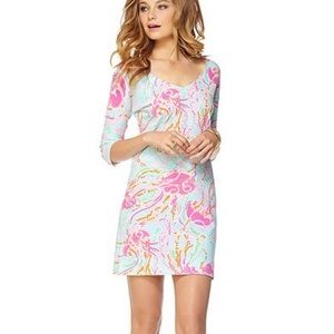Lilly Pulitzer XS & Large Cassie 76469 dress